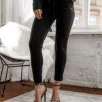 Spodnie Clasy Black Look
