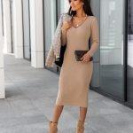 Sukienka Alaya Beige